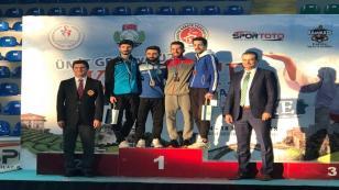 Ateş ve Kayacık Balkan ve Avrupa Şampiyonasına gidiyor