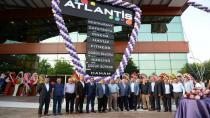 AVM Atlantis Açılış Yaptı