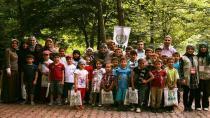 İHH Çocuklarla Uluderede Buluştu