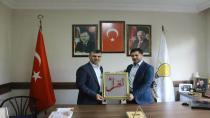 İstanbul Sultanbeyli Belediye Başkanı Sofu'yu Ziyarete Geldi
