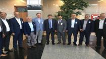 Hendek Ak Parti Yönetimi, TBMM Ak Parti Grup Toplantısına Katıl
