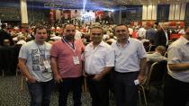 Hendekli MHP'liler Tüzük Kurultayı İçin Ankara'daydı
