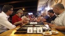 Sakarya Tavla Derneği Hendek'te Turnuva Düzenledi