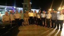 Bakan Yardımcısı Hasan Ali Çelik Hendek'i Ziyaret Etti
