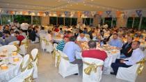 Ak Parti Hendek İlçe Danışma Meclisi İftarda Toplandı