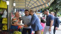 Hendek Ülkü Ocakları Asker, Polis ve Esnafın Bayramını Kutladı