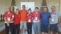 Hendek'li Rümeysa Akyüzlü Olimpiyat Şampiyonu Oldu