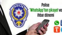 Hendek Polis WhatsApp Hattına İhbar Yağıyor