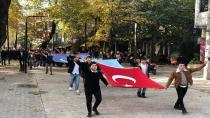 Ülkücüler Başbuğ Alparslan Türkeş'i Doğum Gününde Unutmadı